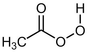 aplicaciones del acido peracético