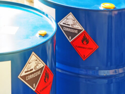 Envases para productos químicos