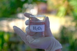 peróxido de hidrógeno industrial
